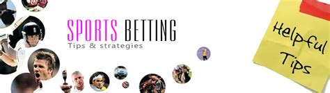 Betting Tips And Strategy Sport Betting Tricks Bookie