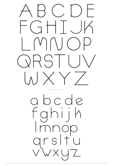 font design using illustrator designing a typeface with illustrator and fontlab from
