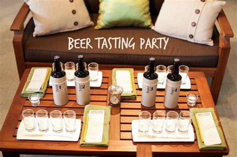 Party Themes Reddit | how to have a beer tasting