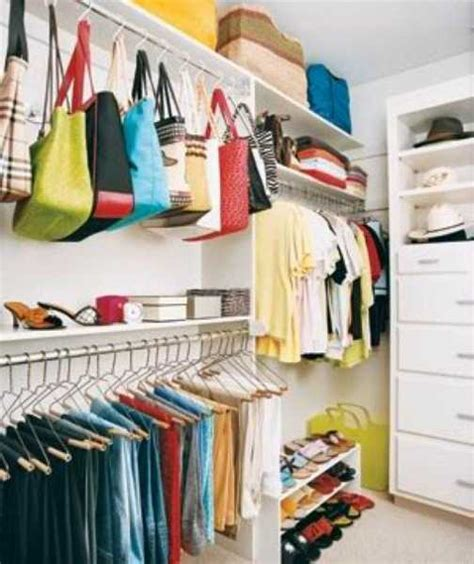 organizing closet 40 handbag storage solutions and home organizers for small