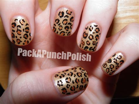 leopard pattern nail art animal print nail art designs 2015 best auto reviews