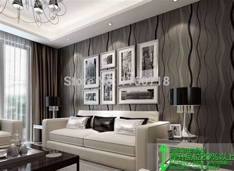 Best Wohnzimmer Tapete Modern Photos House Design Ideas