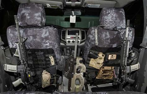 survival truck interior a rolling bug out bag the prepper journal