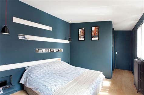 Deco Bleu Et Gris by Chambre Bleu Gris
