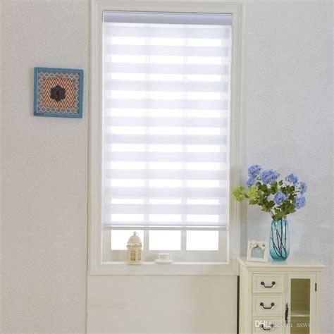 zebra pattern roller blind zebra blinds translucent roller blinds shades double layer