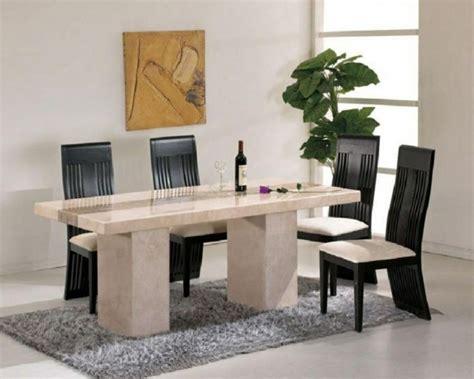 Marble Dining Room Tables by Mesas De Comedor Y Sillas De Comedor Ideas Excepcionales