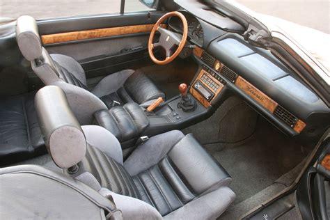 maserati spa interior service manual 1984 maserati biturbo rear door interior