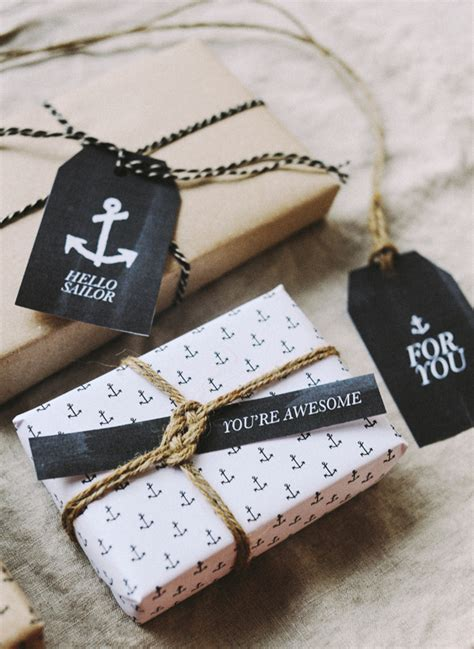 printable anchor gift tags hey look freebies anchor gift tags wrapping paper