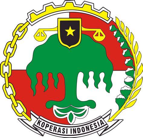 Logo Koperasi kanan dan kiri