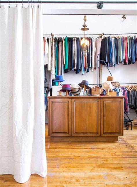Rideau Pour Dressing by Dressing Avec Rideau 25 Propositions Pratiques Et Jolies