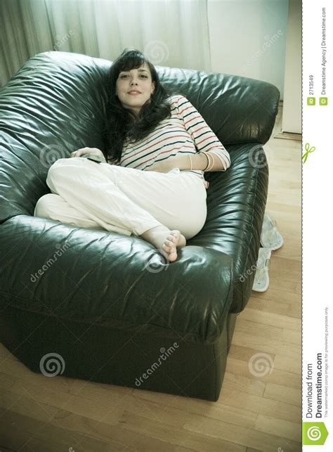 sofa bequem comfy on sofa royalty free stock images image 2713549