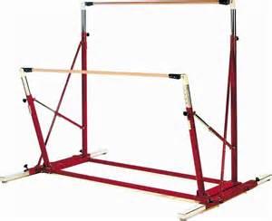 gymnastics bars sport equipment
