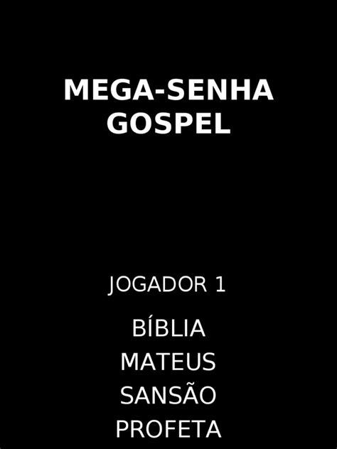 Mega Senha Gospel