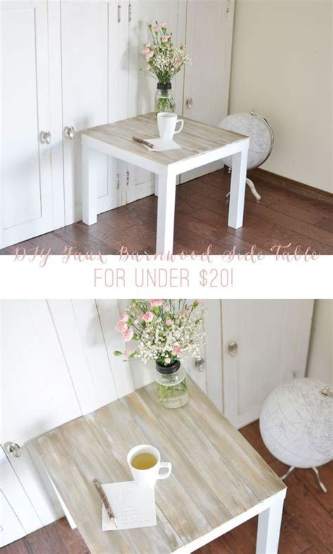 15 diy ikea lack table makeovers you can try at home les 25 meilleures id 233 es tendance ikea lack hack sur