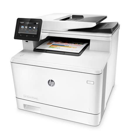 color pro hp color laserjet pro mfp m477fdw imprimante
