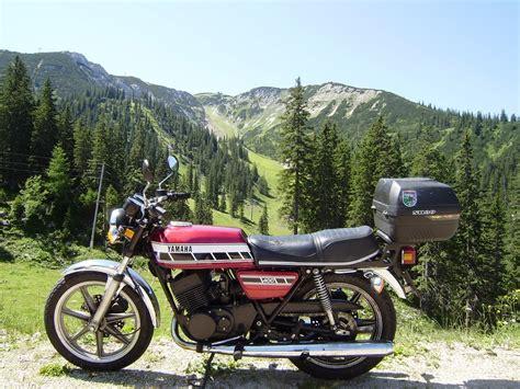 Yamaha Rd 400 Motorrad by Genesis Classics Yamaha Rd 400 Am Seziertisch