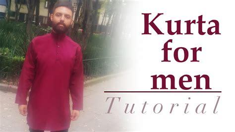 mens kurta pattern sewing kurta for men cutting and stitching cloud factory