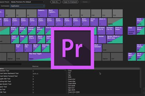 adobe premiere pro hotkeys ripple trim with adobe premiere pro keyboard shortcuts