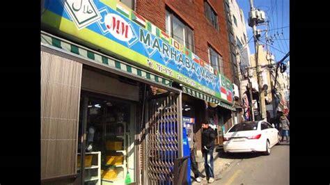 Report Street Light Out Itaewon Walkthrough Seoul South Korea Youtube