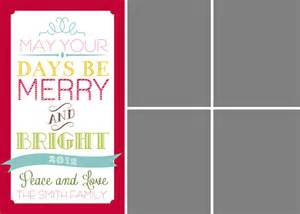 Template Christmas Card Free Sweet Holiday Deal Best Free Christmas Card Offers A