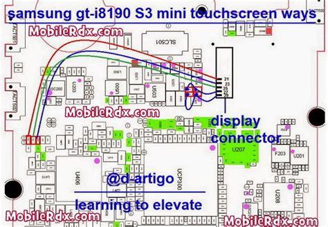 Connector Sim Konektor Sim Card Mmc Samsung I9500 samsung gt i8190 s3 mini touchscreen jumper solution