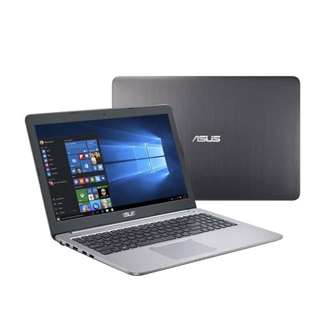 Asus 15 6 Laptop Intel I7 16gb Memory asus k501ux fi277t 15 6 quot 4k ultra hd gaming laptop intel i7 6500u 16gb ram 256gb ssd