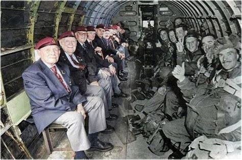 D Day Meme - wwii then now it s all history pinterest photos