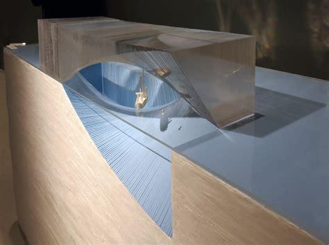 designboom tadao ando tadao ando architecture exhibition at duvetica showroom milan