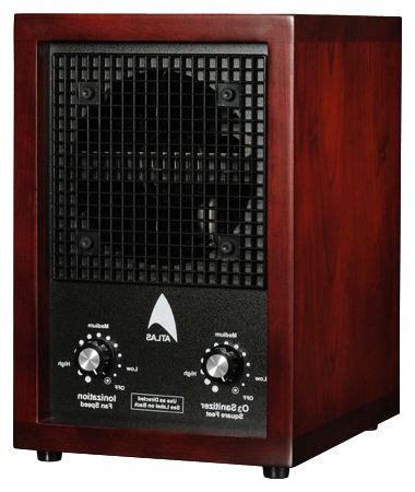 atlas  ionic air purifier ozone ionizer breezer atlas