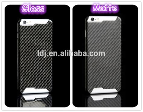 Casing Black Carbon Iphone 6 6s 6plus 6s Plus Wuw Carbon Fiber Bnib carbon fiber design cell phone back cover for iphon