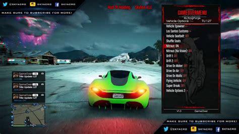 mod gta 5 jtag gta 5 game over mod menu tu27 1 27 online jtag rgh