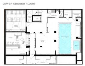 House Plans Open Floor Plan Location De Chalet De Luxe 224 Meg 232 Ve Chalet Pool 2000
