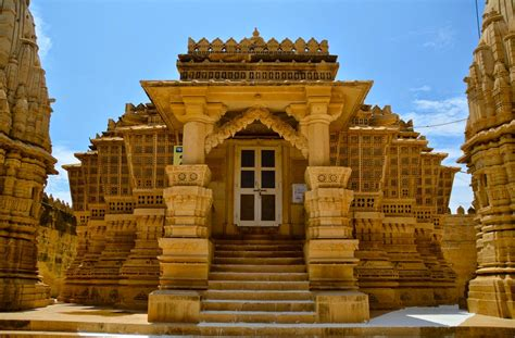 top 20 most beautiful temples in india lodhruva jain temple jaisalmer temples of india