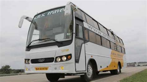 Sleeper Buses From Bangalore To Pondicherry by Srs Travels