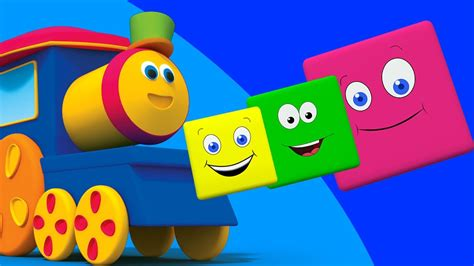 los instrumentos musicales canci 243 n infantil youtube bob el tren formas bob shapes train bob el tren paseo de