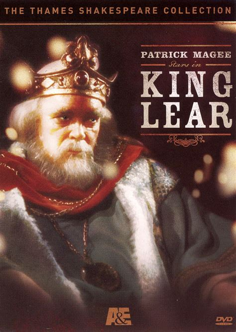 king lear themes nothing king lear 1976 tony davenall synopsis