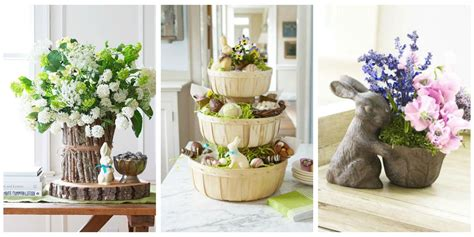 how to make easter decorations for the home 70 diy easter decorations ideas for homemade easter