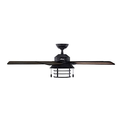 weathered grey ceiling fan 59135 key biscayne 54 quot weathered zinc ceiling fan
