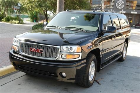 how to sell used cars 2005 gmc yukon xl 1500 engine control ta mayor s yukon denali was once a pimpmobile allegedly