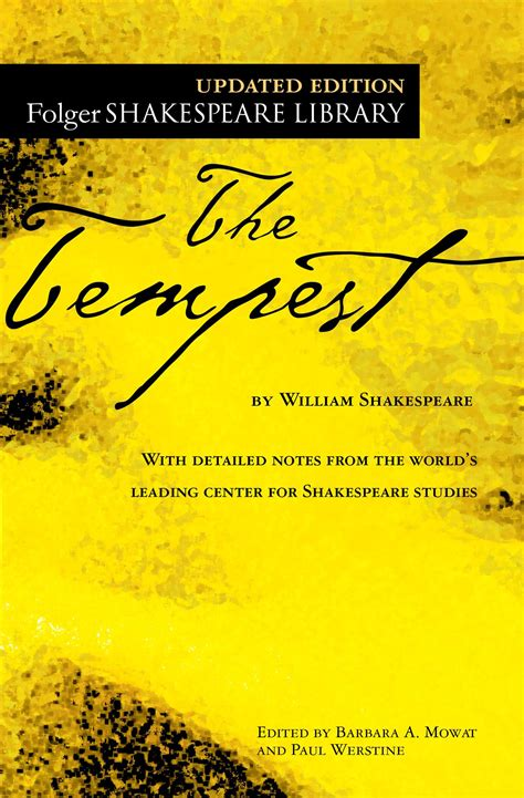 tempest books the tempest book by william shakespeare dr barbara a