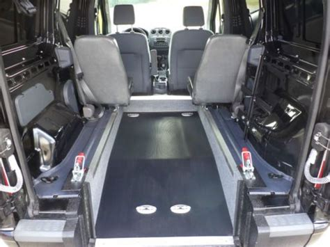 sell   ford transit connect wheelchairhandicap