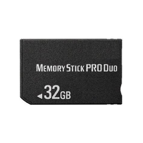 Memory Stick Pro Duo 32gb Ms Memory Stick Pro Duo Card Storage For Sony Psp
