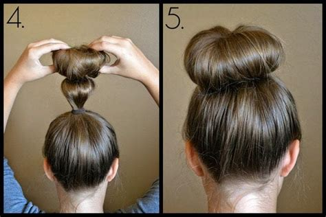 Sock Bun Hairstyles by 12 Sock Bun Hairstyles To Create Your Magnetic Image