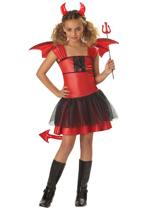 halloween costumes girls girls darling devil costume devil halloween costumes for