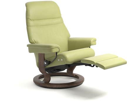 buy stressless recliner stressless 174 sunrise leather recliner medium legcomfort