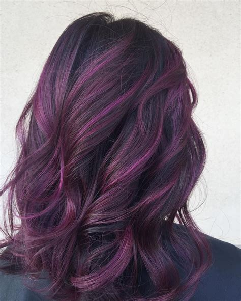 purple hair ninafashionlife stylish purple hair color idea 2017 of purple hair color