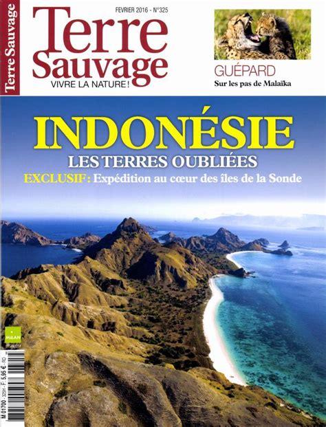 Www Terre Sauvage by Www Journaux Fr Terre Sauvage