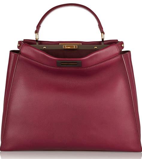 Fendi Fall 2007 Bags by 20 Burgundy Bags To Start Your Fall Wardrobe Purseblog