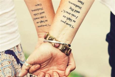 lyrics tattooed on my wrist 16 tattoo quotes that will leave you feeling inspired