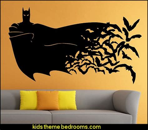batman home decor decorating theme bedrooms maries manor superheroes